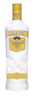 Smirnoff Vodka Passion Fruit 50ml